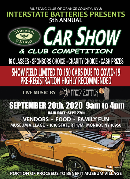Mustang Club Of Orange County Ny Serving Orange Dutchess County